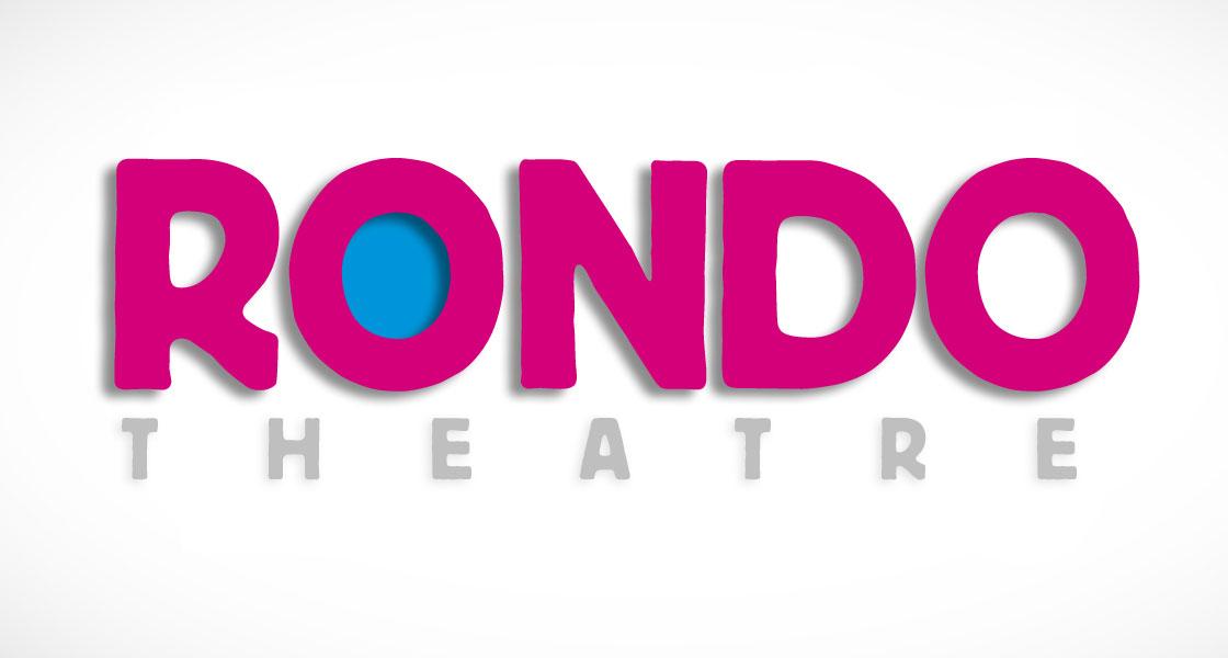 Rondo Theatre logo design