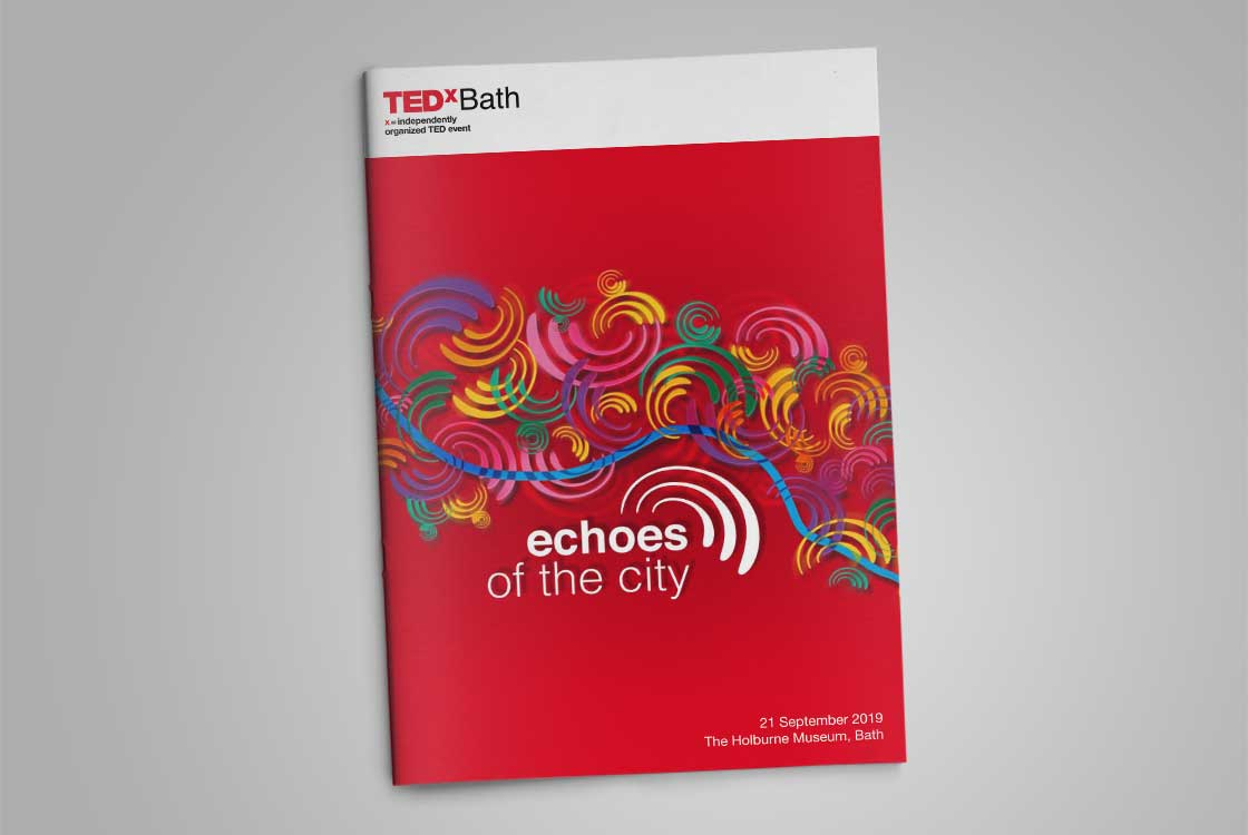 TEDxBath front cover