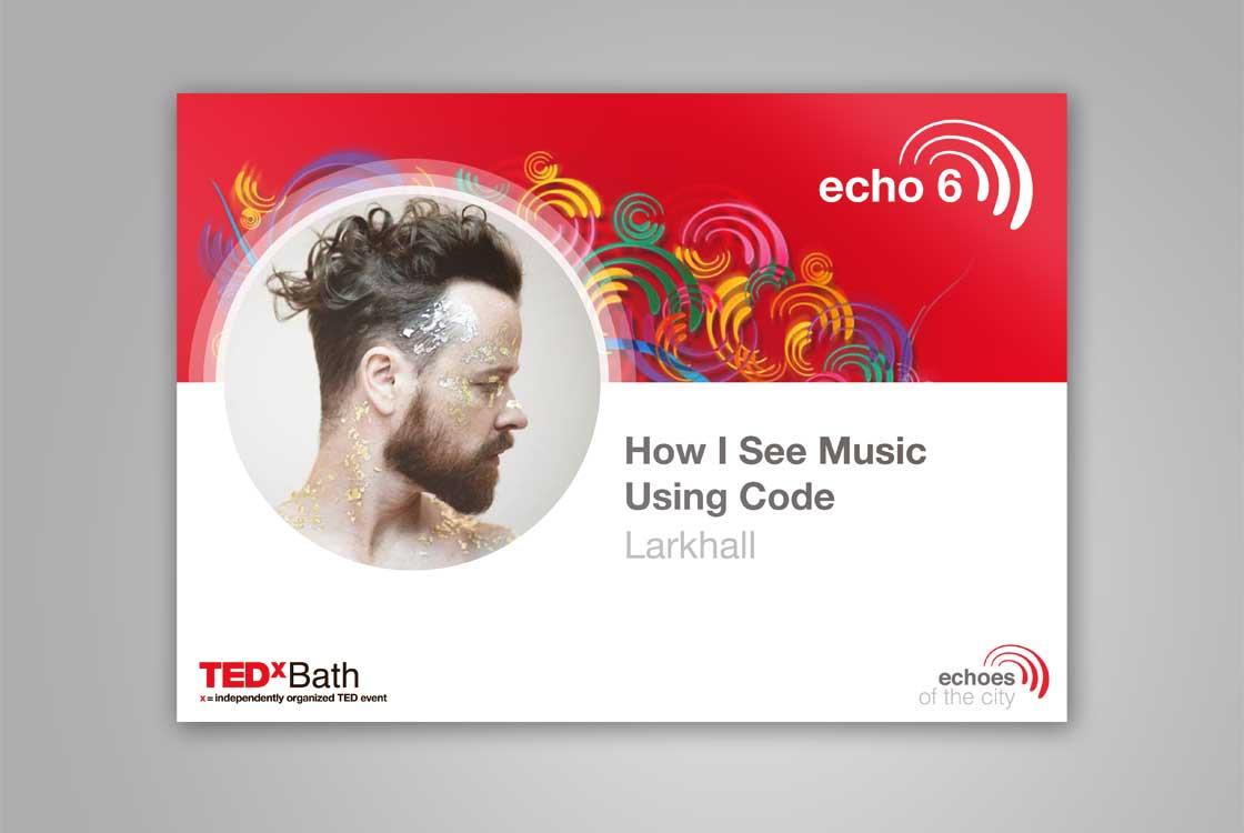 TEDxBath header poster
